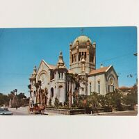 "Vintage Post Card Flagler Memorial Church Florida  3.5""x5.5"" Unposted"