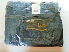 LEE Men's Carpenter Straight Leg Jean, Quartz Stone, 48 x 34 NEW NWT
