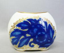 (G7756) Rosenthal Jugendsil Vase, Dekor '' Rosari '', Mod.Nr.425, H=7,5 cm