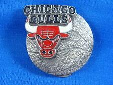 1992 Chicago Bulls Belt Buckle