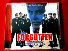 The Forgotten NEW CD OOP Orig. Film Soundtrack Laurence Rosenthal 2013 Intrada