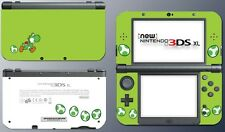 Yoshi Special Edition Super Mario Bros Eggs Game Decal Skin New Nintendo 3DS XL