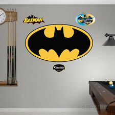 Batman Logo -Fathead Wall Decal Sticker - 69x49