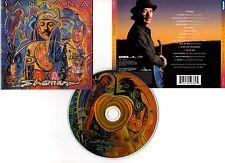 """CARLOS SANTANA """"Shaman"""" (CD) 2002"""
