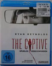 "Blu-ray Disc ""The Captive - Spurlos verschwunden"""