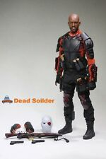 1/6 Art Figures AF021 Suicide Squad Will Smith Dead Soldier Deadshot Figure Toy