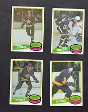 1980-81 O-PEE-CHEE ROB PALMER #104 LOS ANGELES KINGS   (ONLY ONE CARD)