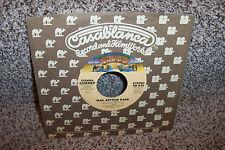 "DONNA SUMMER Mac Arthur Park b/w Once Upon A Time 7"" 45 Casablanca DISCO 1978"