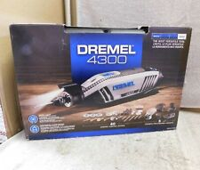 Dremel 4300-5/40 Rotary Tool Kit LED Light 5 Attachments 40 Accessories New