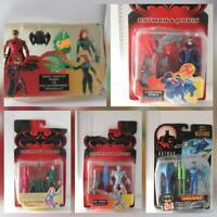 BATMAN ROBIN KENNER  ACTION FIGURES  VINTAGE TOYS