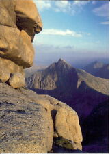 Scotland: Cir Mhor from the Castles, Isle of Arran - Posted 1997