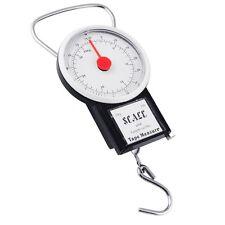 32kg Portatile da Viaggio Valigia Bagagli Bagaglio Bilancia Gancio Peso UK SLR