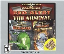 Command & Conquer Arsenal Pack (Jewel Case) - PC Electronic Arts Video Game