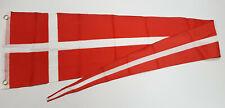 SP Dänemark  Langwimpel Wimpel 30x150 cm Flagge Fahne B-Ware NEU