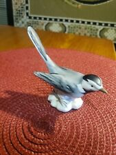 Goebel Bird Figurine West Germany - 38025  Pied Wagtail