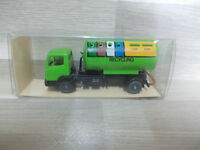 Wiking HO 1/87 - Mercedes-Benz Recycling Container LKW