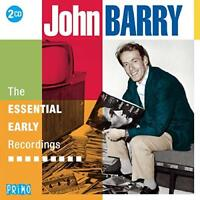 John Barry - The Essential Early Recordings [CD]