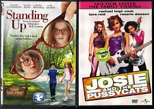 Standing Up (DVD, 2012, WS)  & Josie And The Pussycats (DVD, 2001, FS) - 2 DVDs