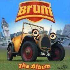Brum : The Album - CD - ABC Educational KIDS MUSIC