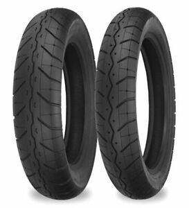 Shinko 230 Tour Master Front & Rear Tire Set 130/90-16 & 170/80-15