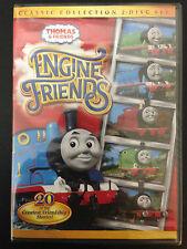 Thomas & Friends: Engine Friends (DVD, 2012, 2-Disc Set) SEALED NEW Children