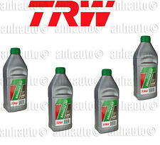 Set of 4  Hydraulic System Fluid  Oil TRW Jaguar Bentley Rolls-Royce