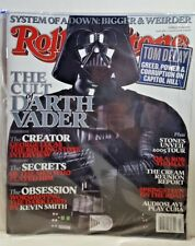 """Rolling Stones (Star Wars Cover) """"The Cult of Darth Vader"""" May 28, 2005"""