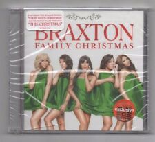 Braxton Family Christmas 2015 Limited Edition Target Exclusive Ultra Rare CD