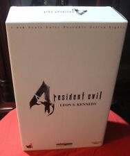 Hot Toys Resident Evil 4 Biohazard Leon S Kennedy Regular Version 1/6 Scale