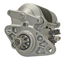 Starter Motor Quality-Built 17485 Reman