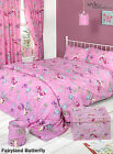 Kids Childrens Duvet Quilt Cover Bedding Set + Matching Accessories Separately