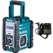 Makita DMR 112 construction site radio DAB DAB+ Bluetooth incl. power supply