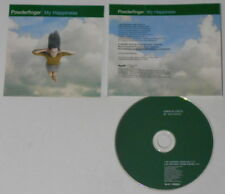 Powderfinger  My Happiness  U.S. promo cd  hard-to-find