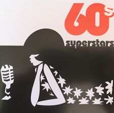 60s SUPERSTARS CD. Brand New & Sealed