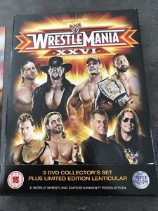 Wwe Wrestlemania 26