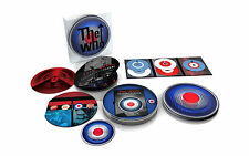 THE WHO QUADROPHENIA LIVE IN LONDON DELUXE CD DVD BLU RAY EDITION METAL BOX SET
