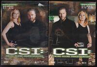 EBOND CSI. Crime Scene Investigation. Stagione 5 Vol. 1+2 (6 DVD) D570634