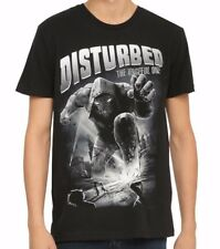 Disturbed THE VENGEFUL ONE T-Shirt NEW Licensed & Official