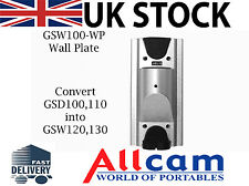Wall Plate to convert GSD100, 110 into GSW120,130 Gas Spring Monitor Stand
