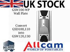 Placa de pared para convertir gsd100, 110 en gsw120,130 Resorte de gas de base de monitor