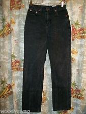 Jordache Jeans Black Size 18 Slim Youth or Boy Cotton