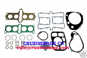 SUZUKI GS550 ENGINE GASKET SET NEW VG-345