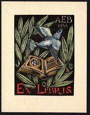 39)Nr.162-EXLIBRIS- Antonio Gelabert