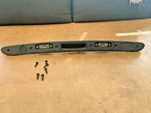 2011-2018 Volvo S60 Trunk Lid Opening Release Handle w/ Lamps 31253640 OEM
