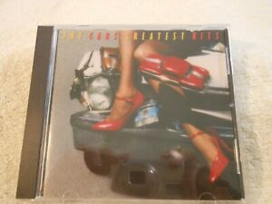THE CARS - Greatest Hits (CD, Jul-1998)