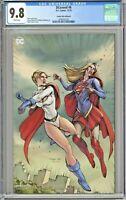 DCeased 6 CGC 9.8 Comics Elite Edition B Mark Texeira Cover Variant LTD 500 COA