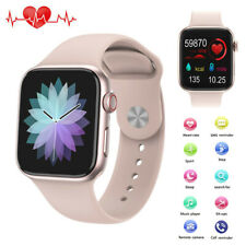 Women Girls Smart Watch Heart Rate Sport Calls/SMS Reminder for iPhone Huawei LG