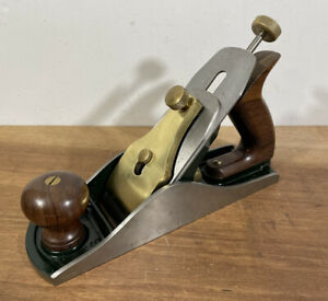 Record Calvert Stevens Bench Plane CS88 Woodwork Tool