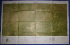 6431 iv N - MAP - Long Khanh - Phuoc Long - Jungle Ops - 1966 - Vietnam War