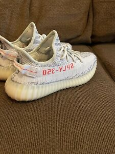 """Adidas Yeezy Boost 350 V2 """"Blue Tint"""" Size 10.5 Mens Ships Asap!"""